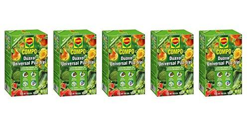 COMPO Duaxo Universal Pilz-frei 750 ml - Stoppt die Ausbreitung an befallenen Blättern & schützt vor Neubefall
