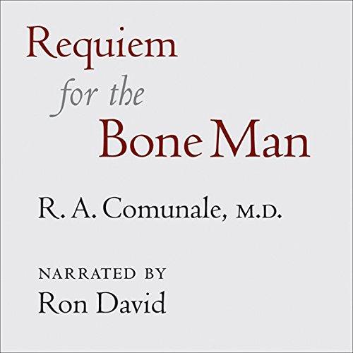 Requiem for the Bone Man audiobook cover art