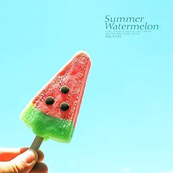 여름 수박