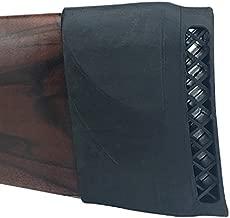 TOURBON Shotgun Stock Extender Slip on Recoil Reducing Pad- Black