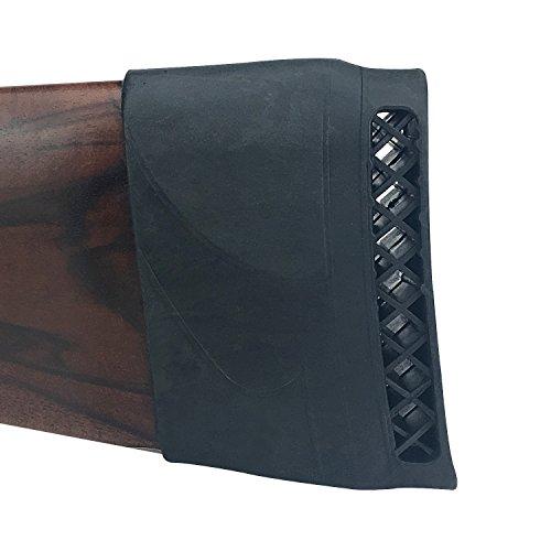 TOURBON Jagdschießen Gewehrkolben Stock Recoil Pad (schwarz)