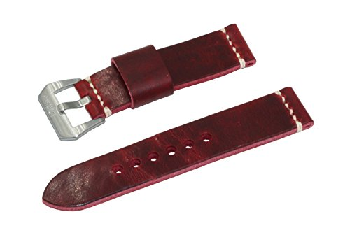 10 best raw leather watch band for 2020