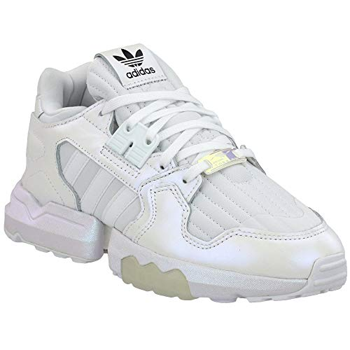 adidas Womens Zx Torsion Lace Up Sneakers Shoes Casual - White - Size 6 B