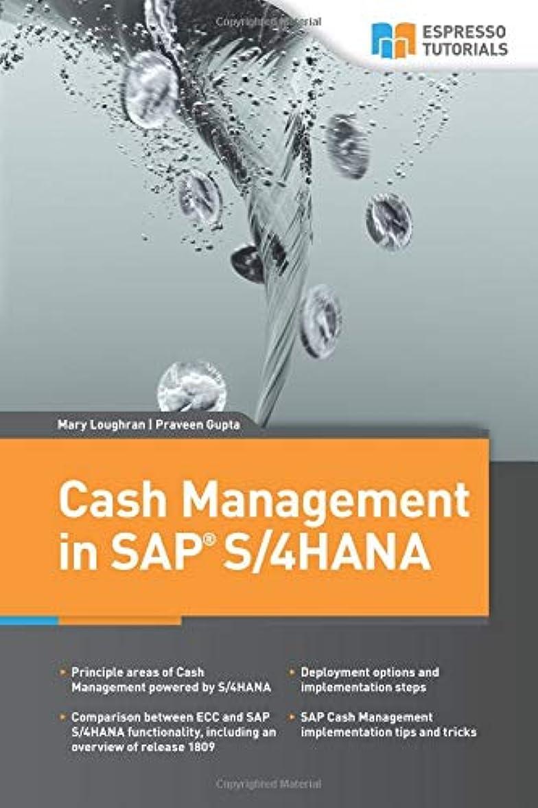 俳優ピルファー結婚式Cash Management in SAP S/4HANA