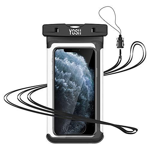 YOSH Custodia Impermeabile Smartphone [Garanzia a Vita]...