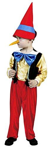 Pinocho - 3-4 años