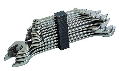 BAHCO(バーコ) Double Open-end Spanner 両口スパナセット 12点セット 6M/12C