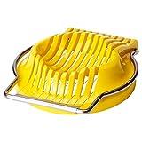IKEA 802.139.84 Slät Eierschneider, gelb