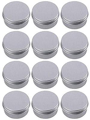 Hulless Aluminum Tin Jars