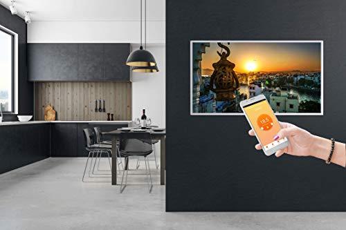 450W/600W/800W/1000Watt Infrarotheizung mit TÜV – Bildheizung Abstrakte Kunst – Smart kaufen  Bild 1*