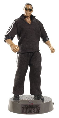 WWE Entrance Greats Action Figure - The Rock