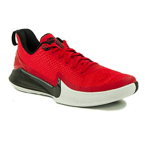 Nike Kobe Mamba Focus Basketball Shoe (8, University Red/Anthracite/Black)