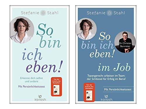 Stefanie Stahl | 2er Set als Quality Paperback | So bin ich eben! + So bin ich eben! Im Job