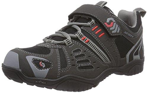 Scott Unisex-Erwachsene Trail Traillaufschuhe, Schwarz (Black), 42 EU