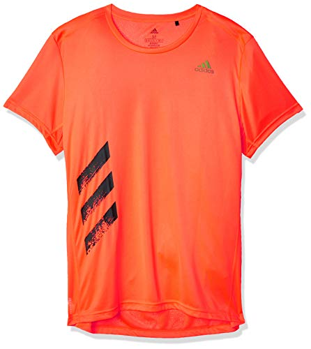 adidas Herren T-Shirt Run IT Tee PB, Rojsol, L, FR8378
