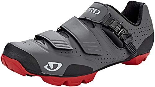 Giro Giro Privateer R MTB Fahrrad Schuhe grau/rot 2019: Größe: 42.5