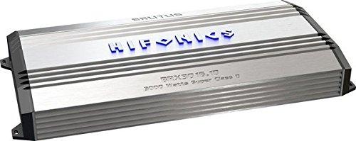 Hifonics brx3016.1d Brutus Mono Super d-class Subwoofer Verstärker, 3000Watt