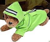 BlueSea Hunde-Regenjacke – mit Kapuze
