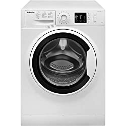 9kg drum capacity A+++ energy rating 1400rpm max spin speed 16 wash programmes Dimensions 850 (H) x 595 (W) x 605 (D)