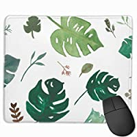 葉柄 マウスパッド ゲーミングマウスパット デスクマット キーボードパッド 滑り止め 高級感 耐久性が良い デスクマットメ キーボード パッド おしゃれ ゲーム用