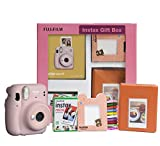 In Gift Box - Instax Mini 11 Camera + Instax Mini Film Pack 10x1 + Instax Photo Bunting + Instax Photo Album + Batteries + Camera Strap + Warranty Card + Instruction Manual Live Life and Play with five stylish colors Selfies & Close-ups Never look be...