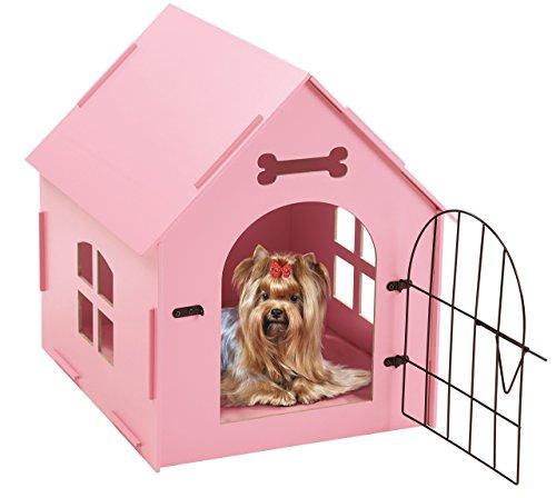 Tristar Craft Wood Dog House