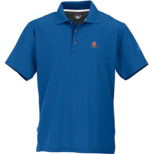 Maul Damen Spiez Polo mit Polygiene Poloshirts, Night Blue_237, 3XL