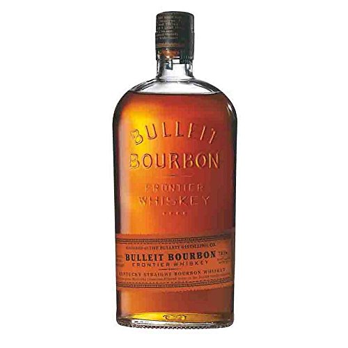 Bulleit Frontier Whiskey 70cl Pack (70cl)