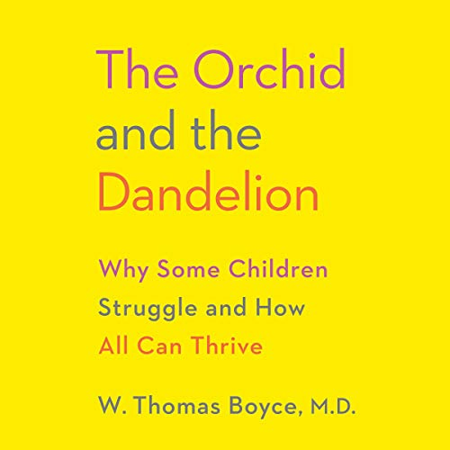 Page de couverture de The Orchid and the Dandelion