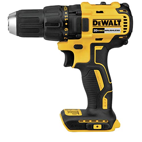 DEWALT DCD777B 20V MAX Brushless Cordless 1/2 in. Drill/Driver (Tool Only)
