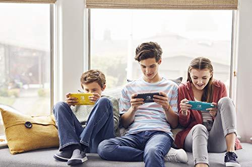 Console Nintendo Switch Lite - Jaune - 5
