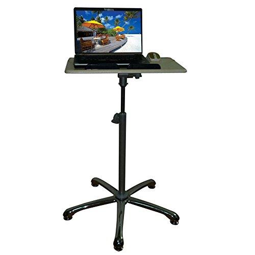 Xiaolin Laptop Tisch Stand-up-Design Schreibtisch zu entlasten Müdigkeit Kinder Schreibtisch buchen Tisch Höhenverstellbar Outdoor-Tisch stehend lesen optionale Größe (größe : Height 89-144cm)