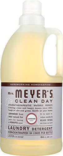 Mrs. Meyer's Clean Day Mrs. Meyer's Clean Day 64 Load Laundry Detergent, Lavender, 64 fl oz