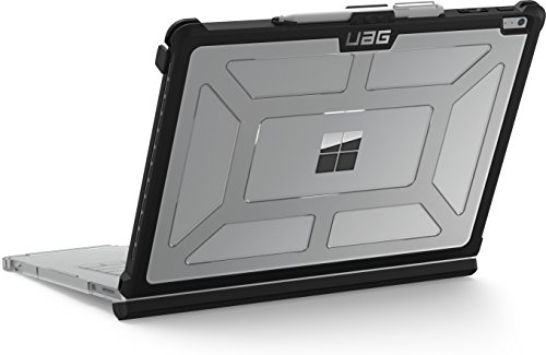 UAG Surface Book 2 [13.5-inch screen] Feather-Light Rugged [ICE] Military Drop Tested Laptop Case