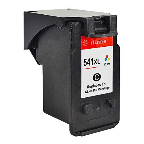 Cartuchos de tinta PG540 CL541 de alto rendimiento para impresora de inyección de tinta Canon MG2150, MG2250, 3150, MX375, MX435