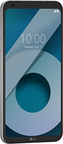 LG Q6 Smartphone 13MP Kamera, 32GB Speicher, Android 7.1, 13,97 cm, 5,5 Zoll platinum