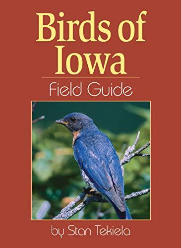 Birds of Iowa Field Guide (Bird Identification Guides)