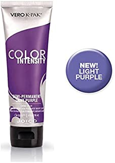 Joico Color Intensity Semi-Permanent Creme Hair Color (with Sleek Tint-Brush) (Light Purple)