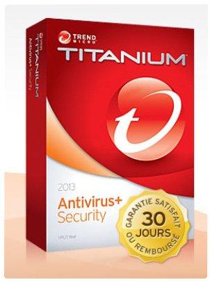 Titanium Antivirus+ 2012