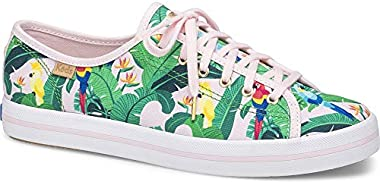 Keds Women's Kickstart Sunnylife Birds Fashion Sneaker