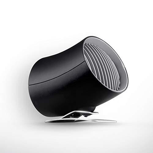 Lbyhning USB-ventilator, USB-desktopventilator, kleine usb-ventilator, grote luchtvolume-desktop-slaapkamerventilator, geruisloos draagbaar, touch-bediening, geschikt voor buiten, voor gezinnen A