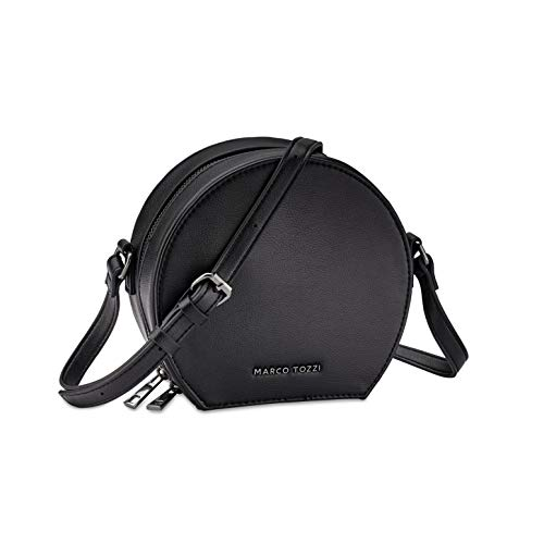 MARCO TOZZI Damen Handtasche 2-2-61025-25, Black, 1 EU