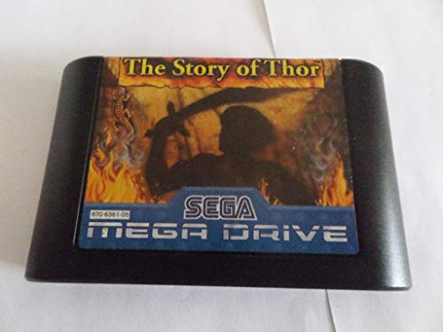 The Story of Thor: A Successor of The Light (Mega Drive) [Importación Inglesa]