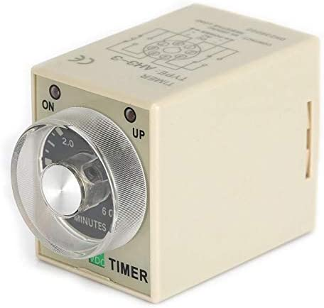 ZHU-CL 2021 spring and summer new 24VDC 60 Minutes Power Delay On Relay Industry No. 1 Timer Time