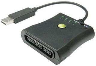 【ノーブランド品】PS2コントローラーをXBOX360 使用変換でアダプター