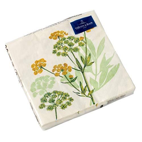 Villeroy & Boch 6 x Papier Servietten Althea Nova Vorteilsset 6 x Art. Nr. 3553750122 und Gratis 1 Trinitae Körperpflegeprodukt
