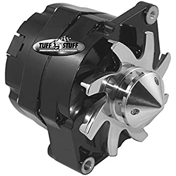 GM 140 amp 1-wire or OEM stealth bla TUFF-STUFF 7127NKB9 Alternator