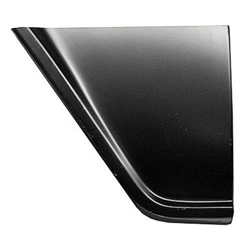 Rear Driver Side Lower Fender Patch Rear Section