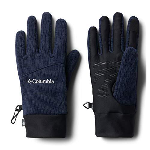 Columbia M Birch Woods Gants pour Homme Bleu Marine Taille XL