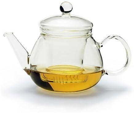 Preisvergleich für Trendglas Jena Teekännchen PRETTY TEA I mit Glasfilter, 0,5 Liter